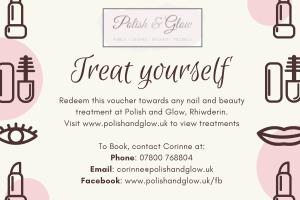 Salon Gift Certificate Template from polishandglow.uk
